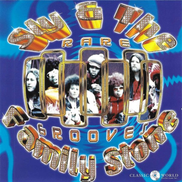 Sly & The Family Stone - Rare Grooves-0