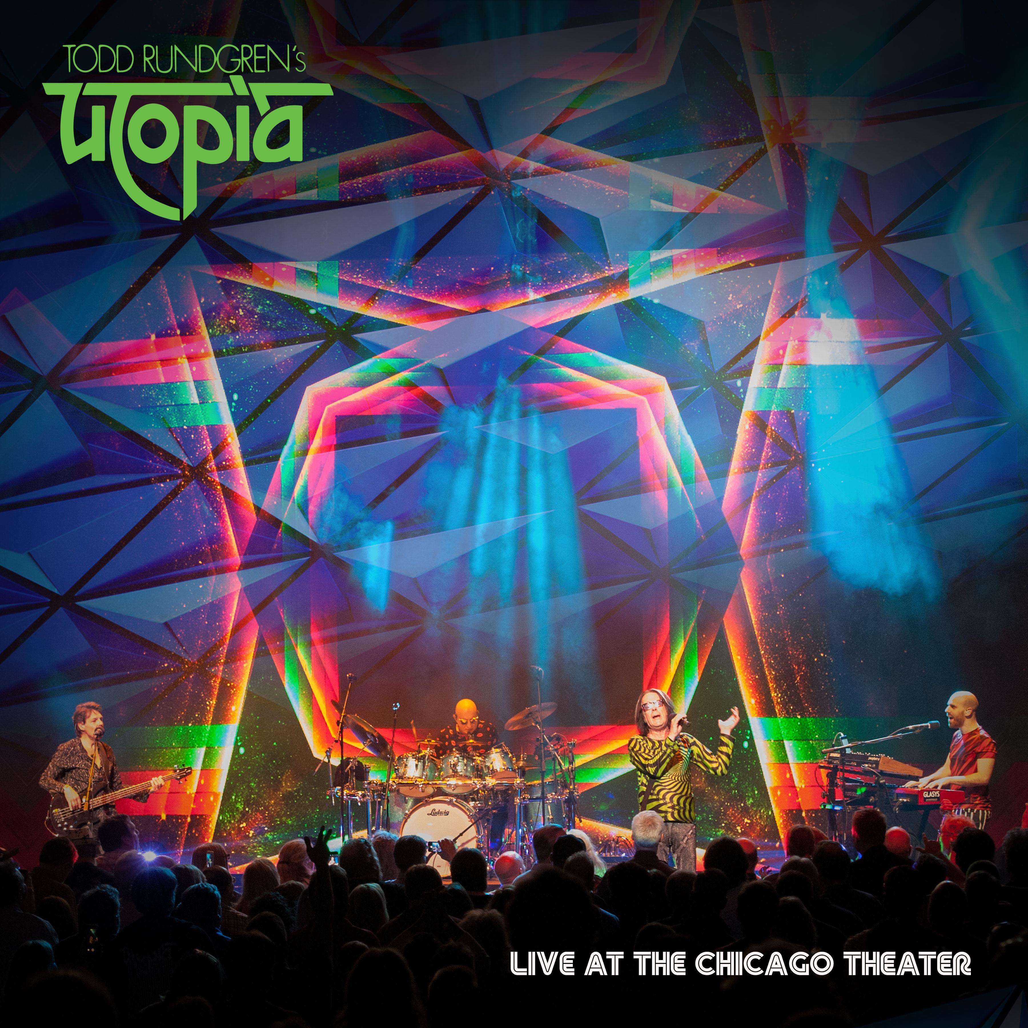 Todd Rundgren's Utopia - Live At Chicago Theater-0