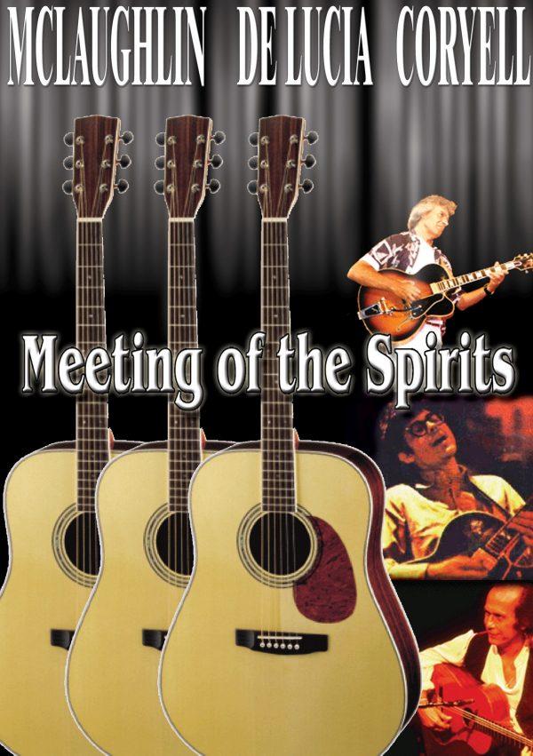 McLaughlin / De Lucia / Coryell Meeting Of The Spirits-0