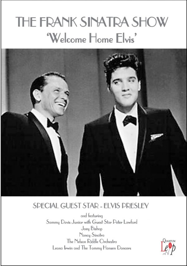 The Frank Sinatra Show: Welcome Home Elvis-0