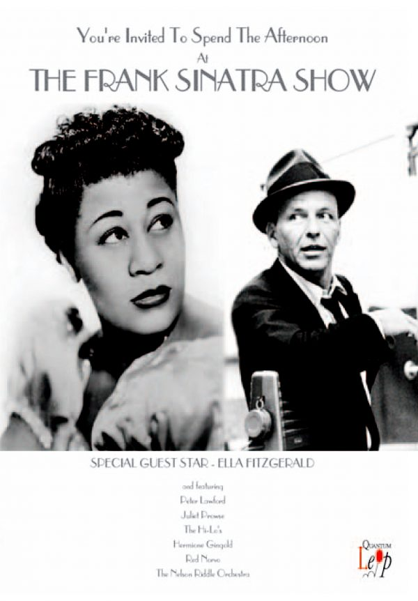 The Frank Sinatra Show with Ella Fitzgerald-0