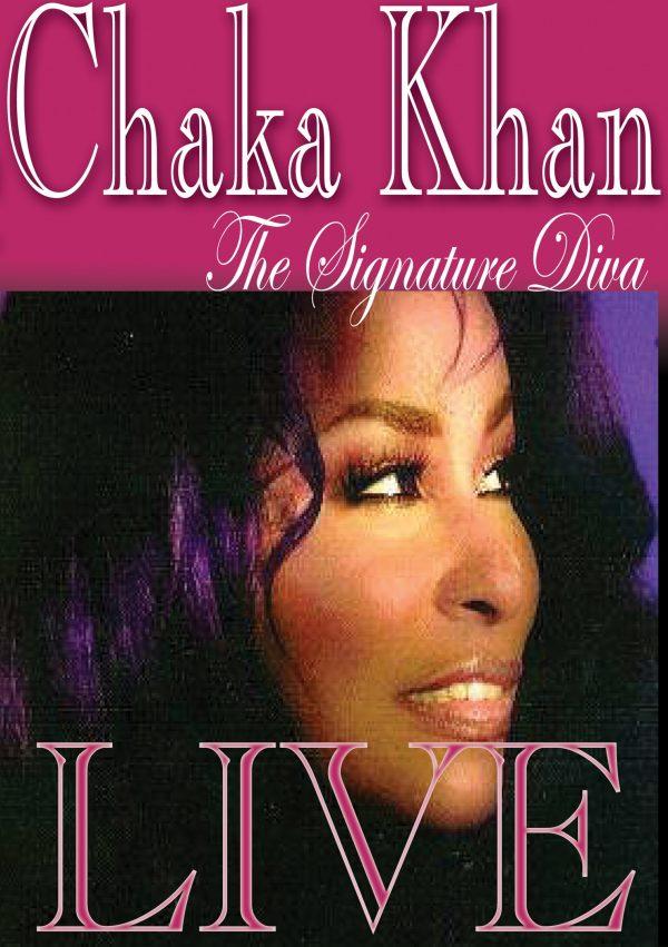 Chaka Khan - Live-0