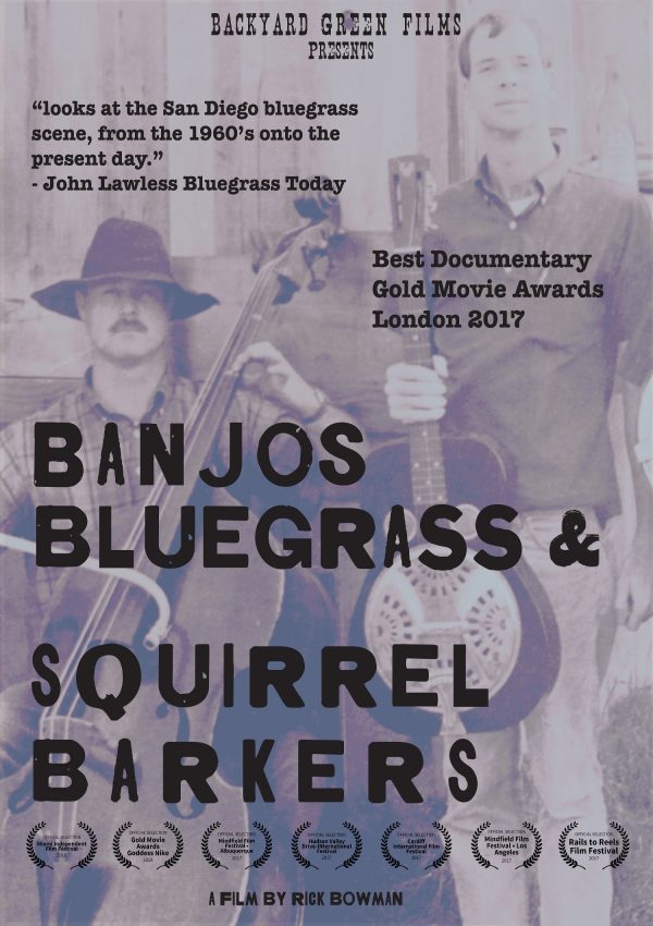 Banjos, Bluegrass & Squirrel Barkers-0