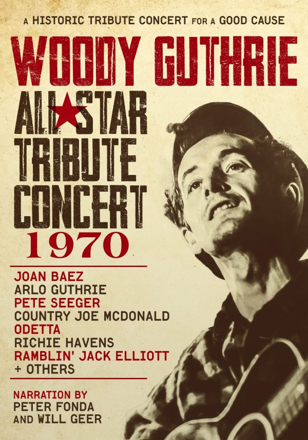 Woody Guthrie: All-Star Tribute Concert 1970-0