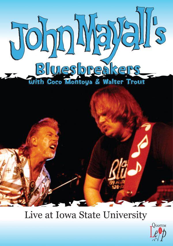 John Mayall's Bluesbreakers - Live At Iowa State University-0
