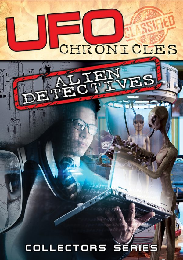 UFO Chronicles: Alien Detectives-0