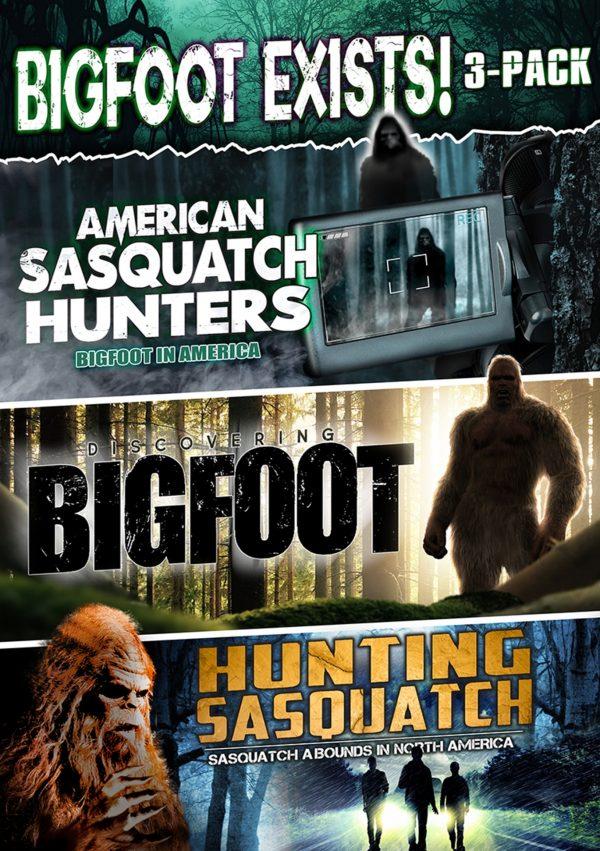 Bigfoot Exists!-0