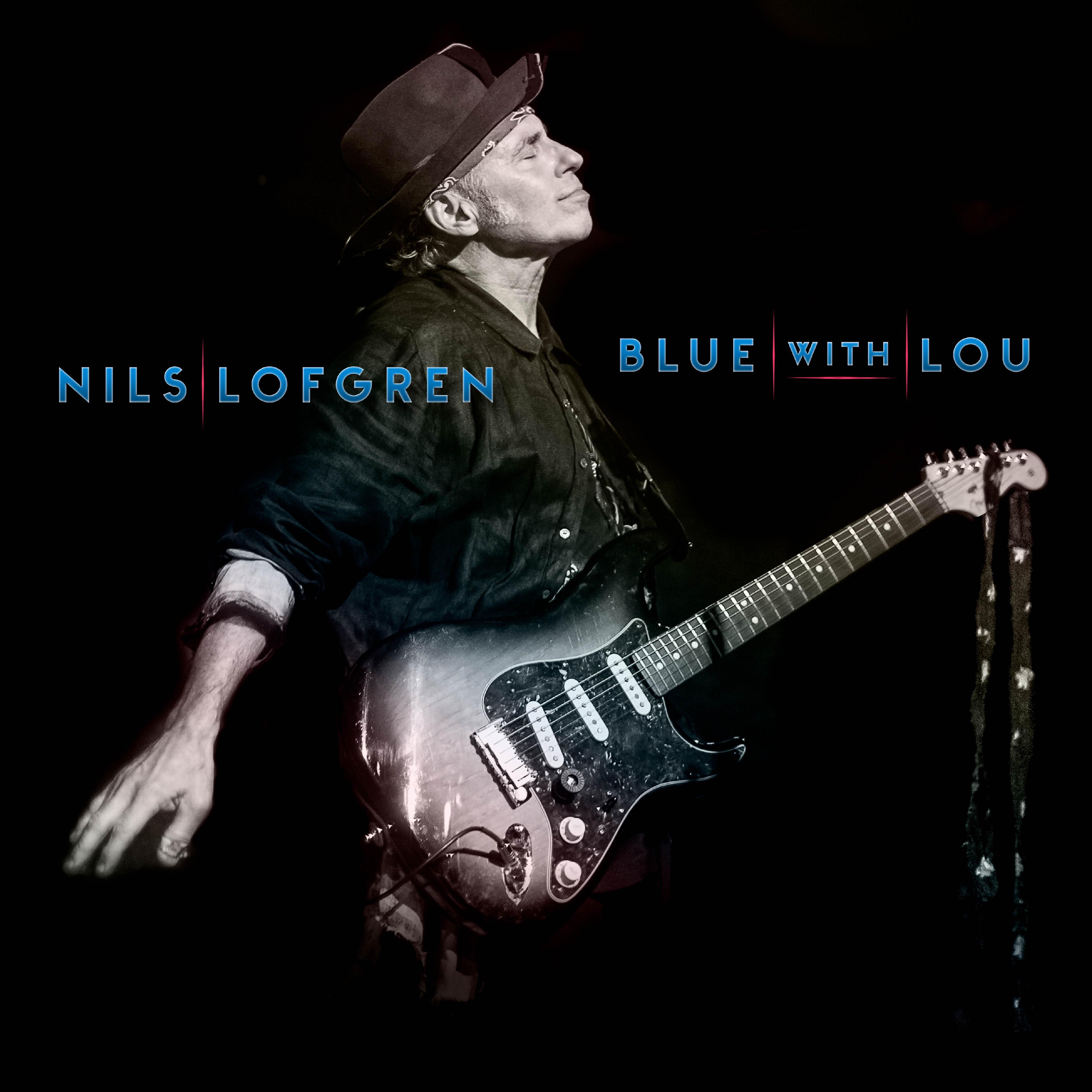 Nils Lofgren - Blue With Lou (CD)-0