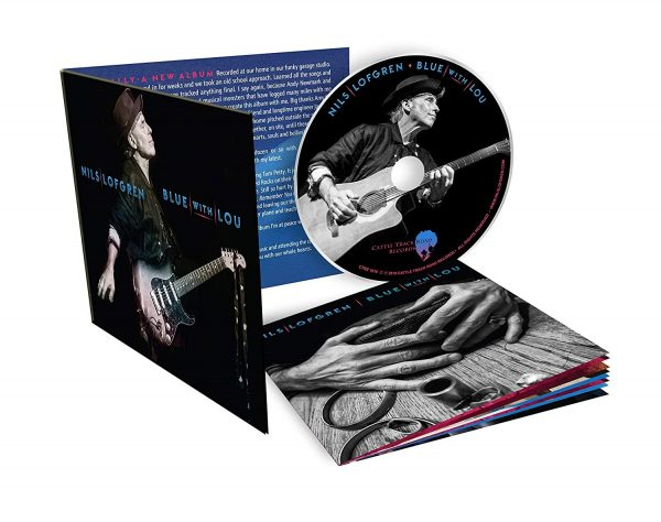 Nils Lofgren - Blue With Lou (CD)-2166