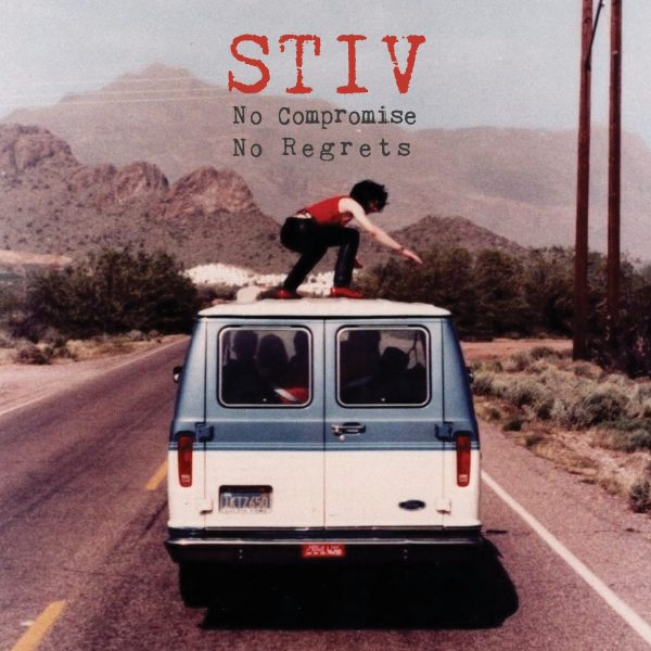 Stiv - No Compromise, No Regrets (CD)-0