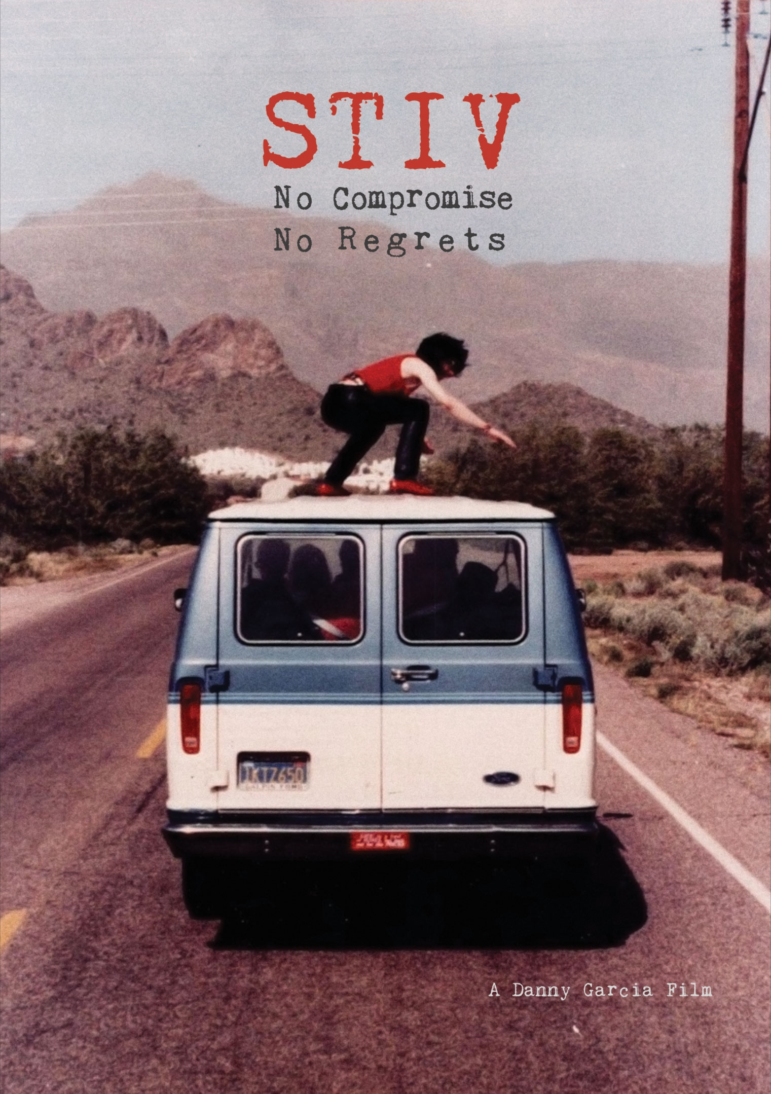 Stiv – No Compromise, No Regrets (DVD)