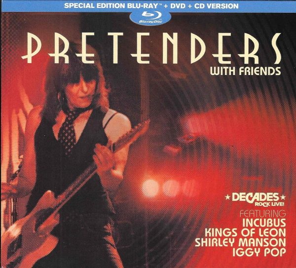 The Pretenders with Friends-0