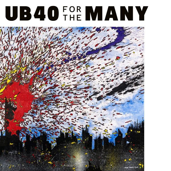 UB40 – For The Many (CD)-0