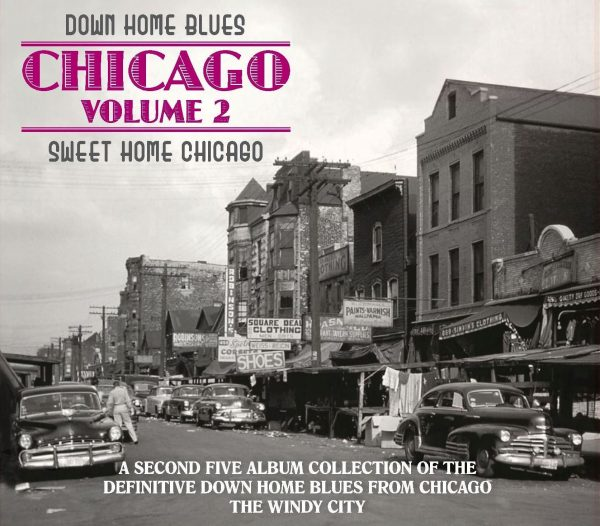 Down Home Blues: Chicago Volume 2: Sweet Home Chicago-2183