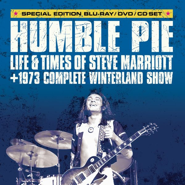 Humble Pie: Life And Times Of Steve Marriott-0