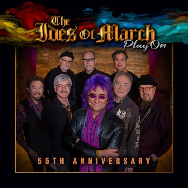 The Ides of March - Play On: 55th Anniversary (CD)-0