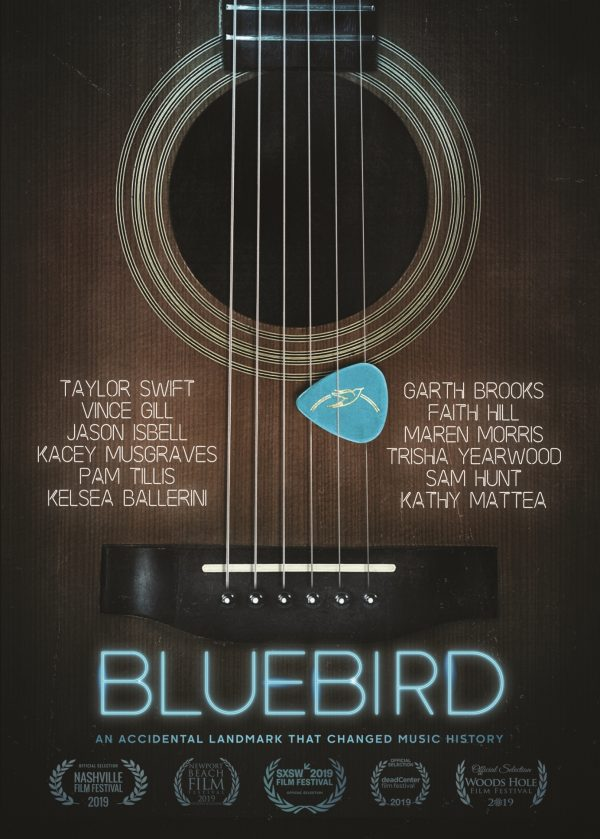 Bluebird: An Accidental Landmark That Changed History (BR)-0