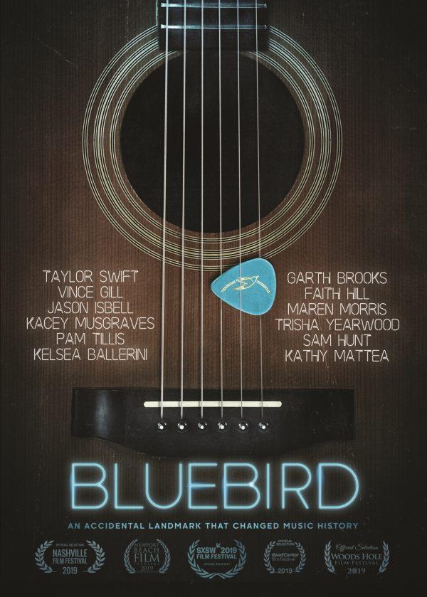 Bluebird: An Accidental Landmark That Changed History (BR)-0