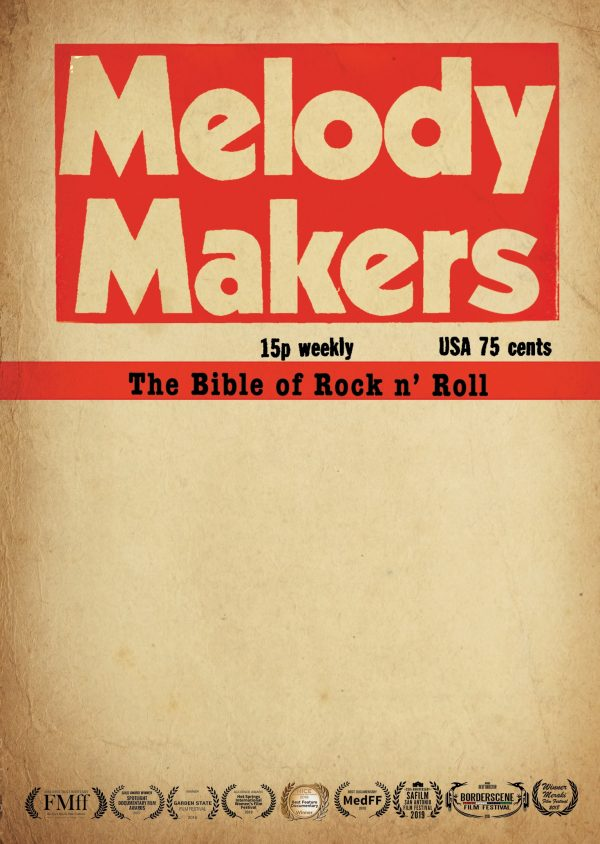 Melody Makers: The Bible of Rock n' Roll-0