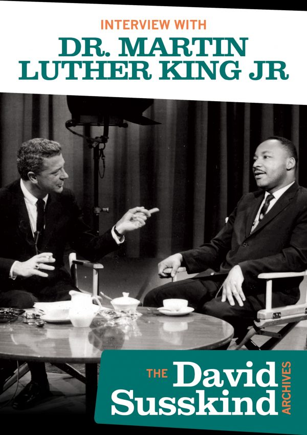 David Susskind Archive: Interview with Dr. Martin Luther King Jr-0