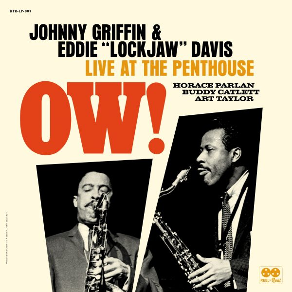 "Johnny Griffin & Eddie ""Lockjaw"" Davis - Ow! Live At The Penthouse-0"