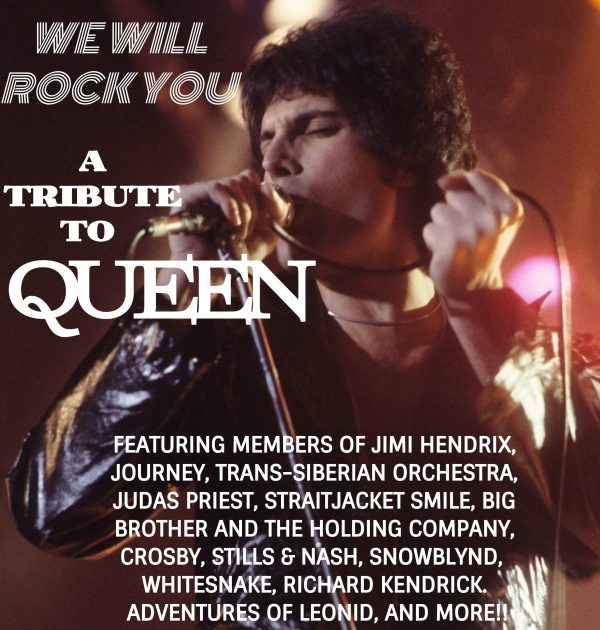 We Will Rock You: A Tribute To Queen-0