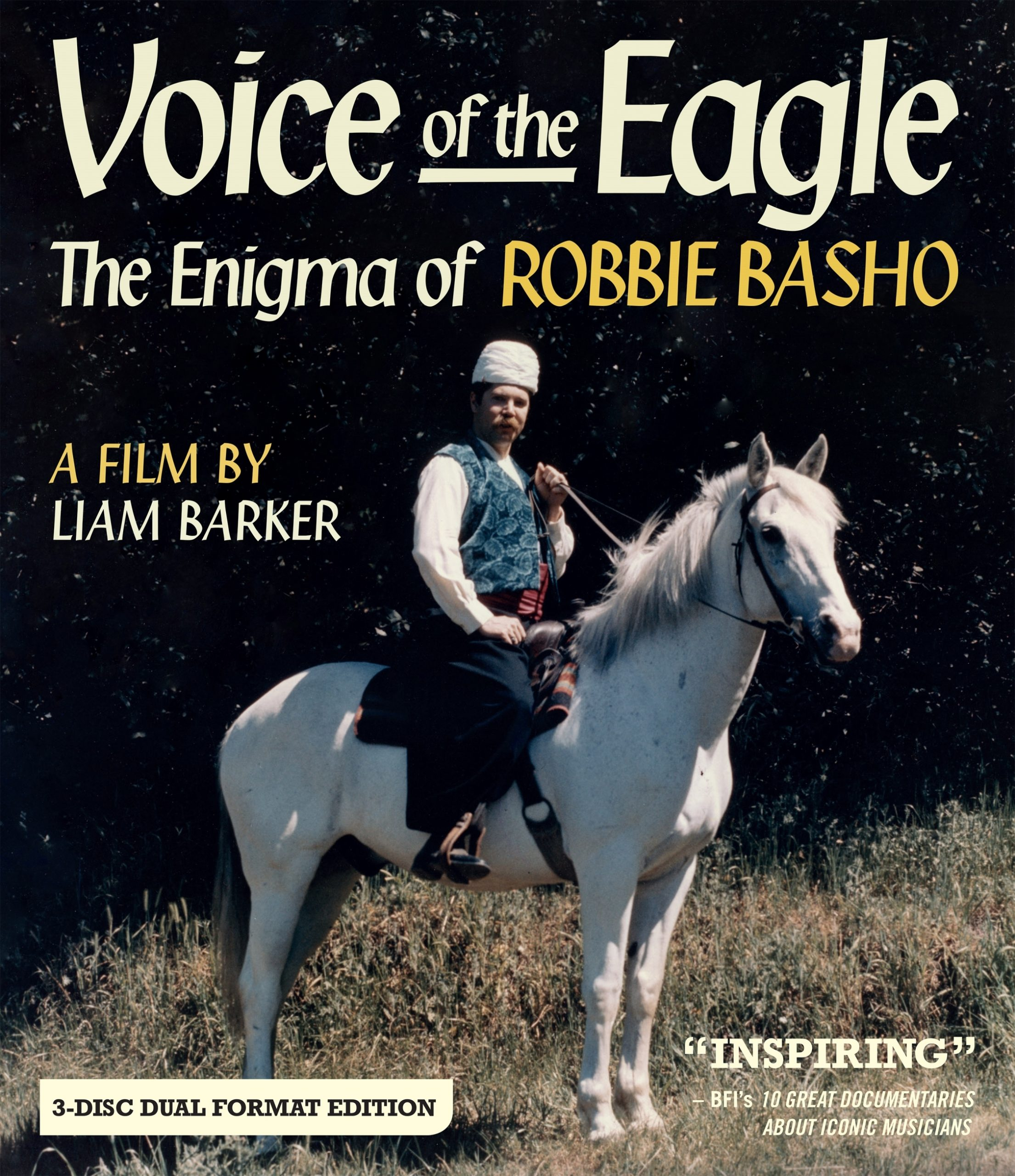 Voice of the Eagle: The Enigma of Robbie Basho (BR)