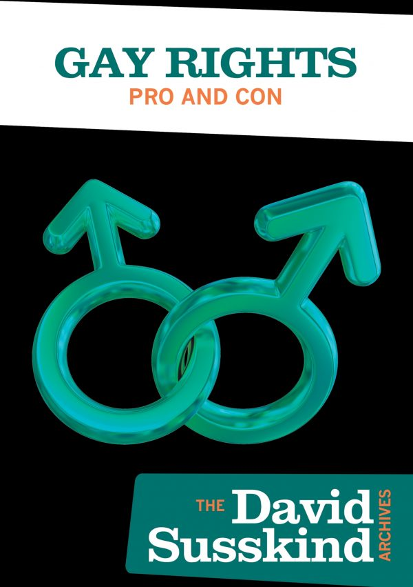 David Susskind Archive: Gay Rights: Pro And Con-0