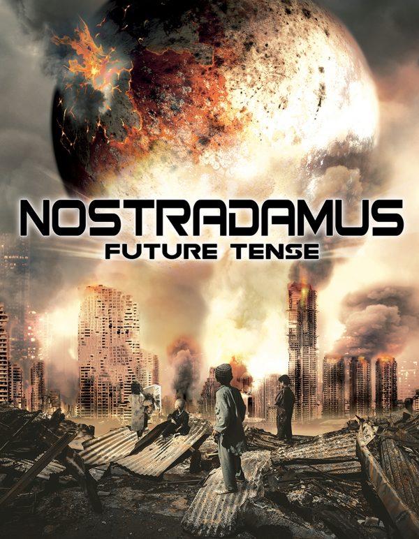 Nostradamus - Future Tense-0