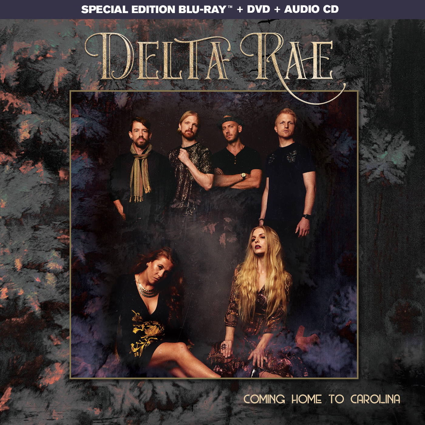 Delta Rae – Coming Home To Carolina