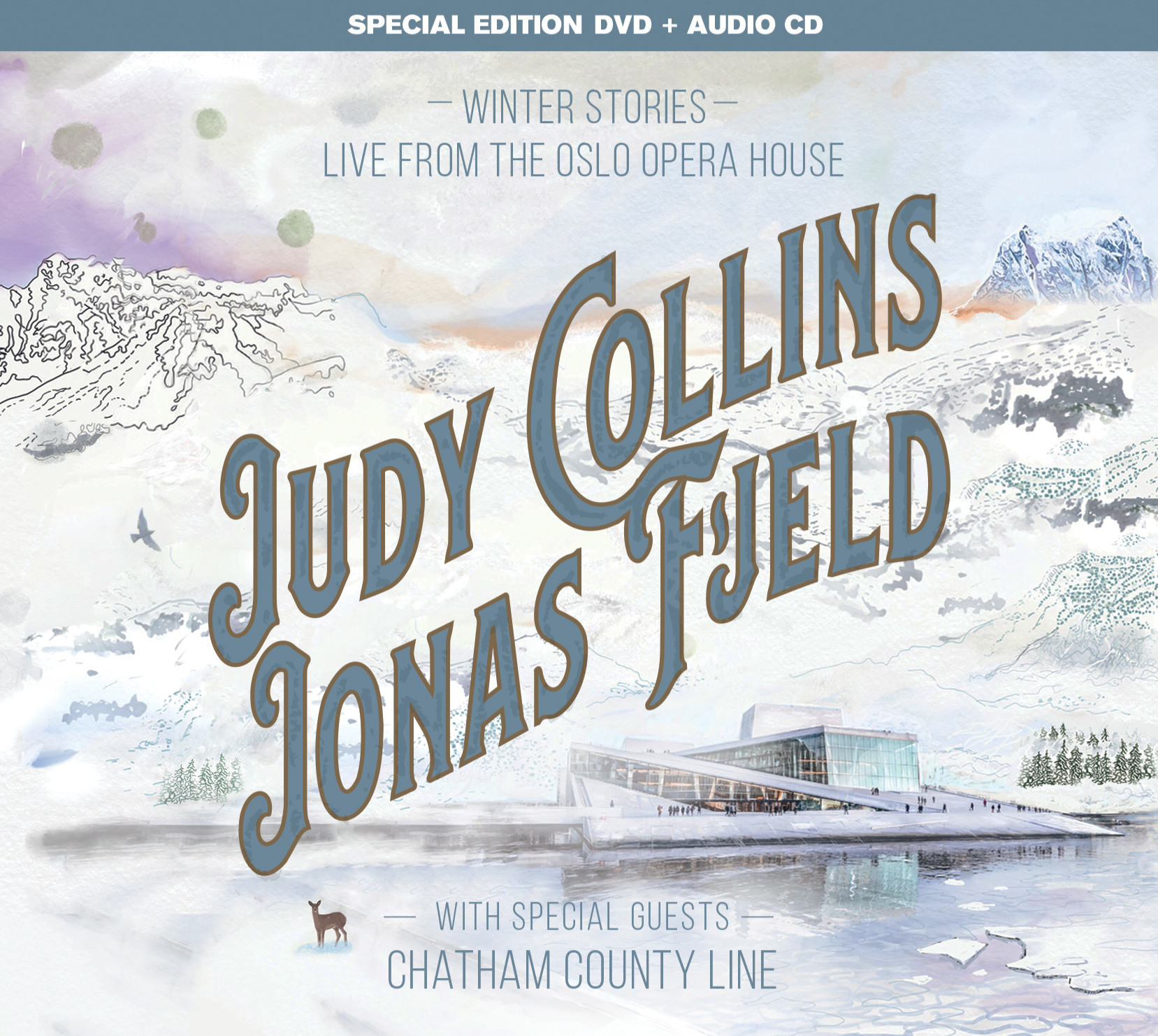 Judy Collins & Jonas Fjeld – Winter Stories: Live From The Oslo Opera House