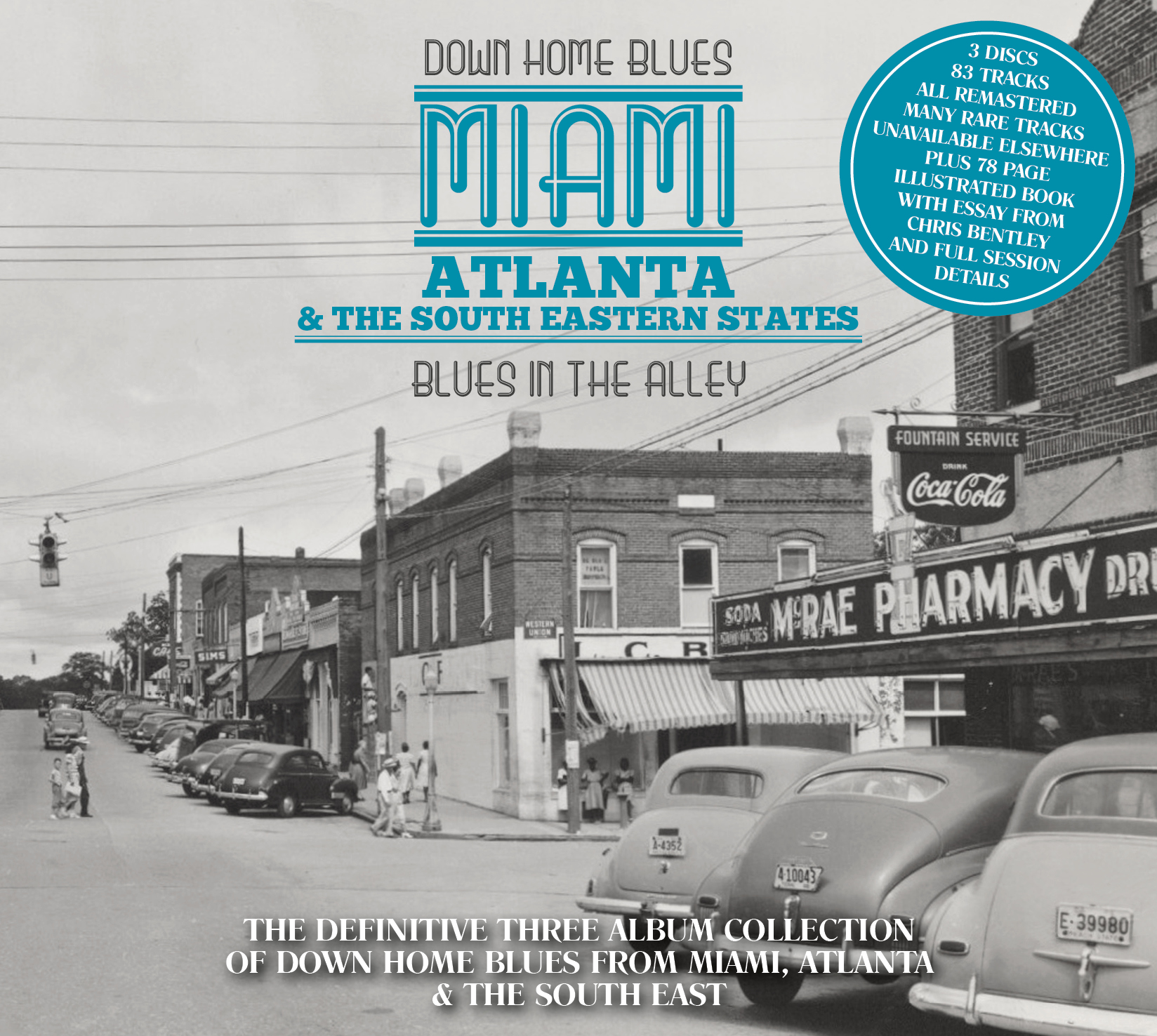 Down Home Blues: Miami, Atlanta & The South Eastern States – Blues In The Alley