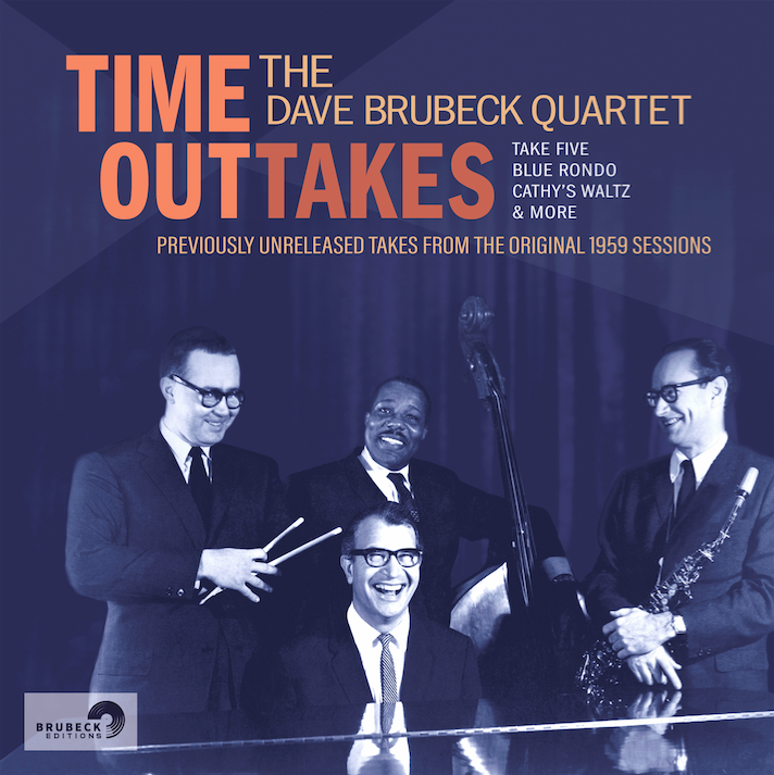The Dave Brubeck Quartet – Time OutTakes