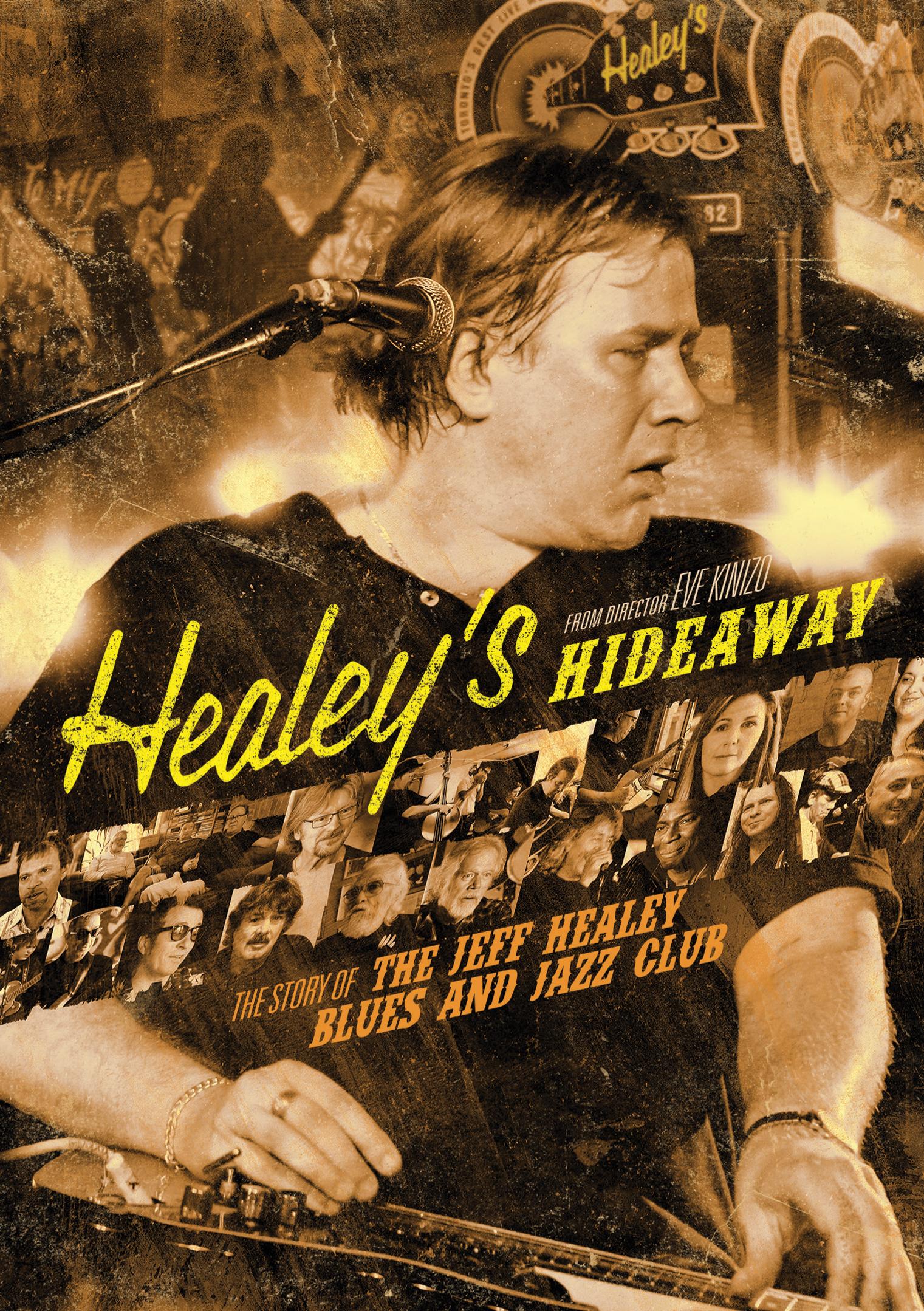 Jeff Healey – Healey's Hideaway